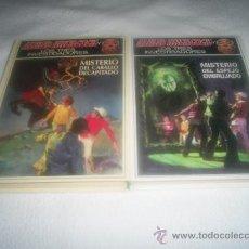 Libros: LOTE DOS NOVELAS ALFRED HITCHCOCK Y LOS TRES INVESTIGADORES , NUMEROS 21 Y 26 , EDITORIAL MOLINO. Lote 26784973