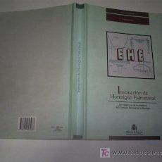 Libros: INSTRUCCIÓN DE HORMIGÓN ESTRUCTURAL MINISTERIODE FOMENTO CONSTRUCCIÓN 1999 RM43509. Lote 20774953