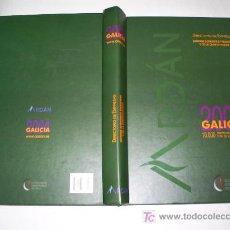 Libros: ARDÁN GALICIA 2004 10000 EMPRESAS DIRECTORIO E INFORME ECONÓMICO FINANCIERO VIGO 2004 AB42499. Lote 26469771
