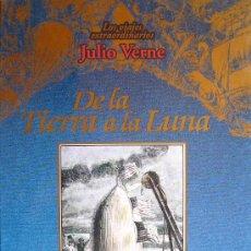 Libros: JULIO VERNE / DE LA TIERRA A LA LUNA / (REF:1836-01). Lote 26596900