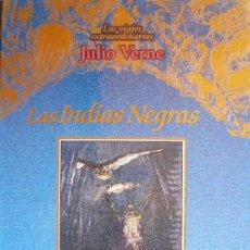 Libros: JULIO VERNE / LAS INDIAS NEGRAS / (REF:1837-01). Lote 26596901
