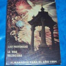Livros em segunda mão: ALMANAQUE LAS PROVINCIAS. 1984. VALENCIA. Lote 27007685