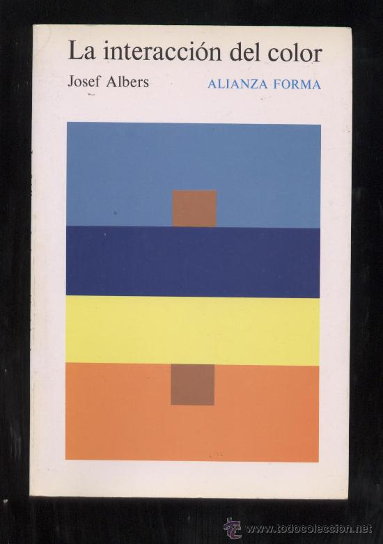 La Interaccion Del Color Josef Albers Alian Sold Through Direct Sale 42493572