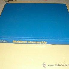 Libros: MULTIHULL SEAMANSHIP MCMULLEN. Lote 24522587