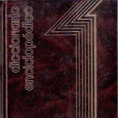 Libros: LIBRO - DICCIONARIO ENCICLOPEDICO ESPASA - AÑO 1989 - 1676 PAGINAS. Lote 25374212