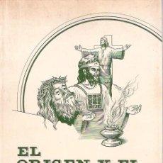 Libros: LIBRO - EL ORIGEN Y EL DESTINO. Lote 26002888