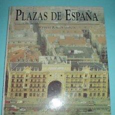 Libros: LIBRO. PLAZAS DE ESPAÑA - WIFEDO RINCÓN GARCÍA. TAPAS DURAS. ESPASA. NUEVO. Lote 27630726