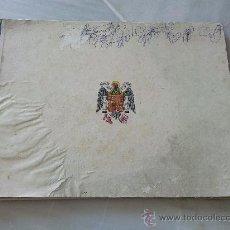 Libros: CURIOSO LIBRO ACADEMIA GENERAL MILITAR 1º CURSO 1949-50 Y 2º CURSO 1950-51.. Lote 26564174