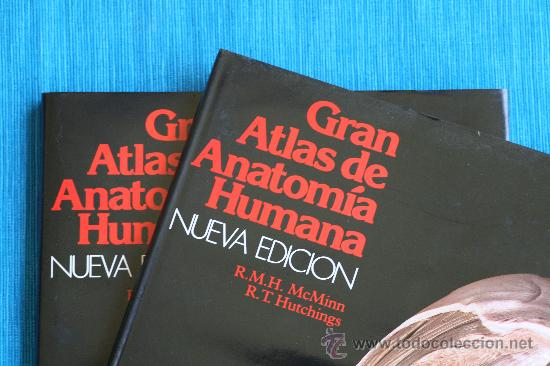 gran atlas de anatomía humana en 2 tomos. nuevo - Comprar Libros sin ...