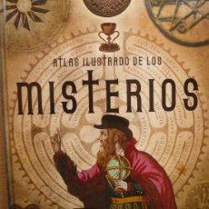 Libros: ATLAS ILUSTRADO DE LOS MISTERIOS . Lote 35782584