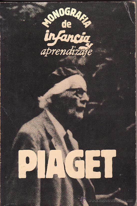 *** LD559 - INFANCIA Y APRENDIZAJE - MONOGRAFIAS 2 - PIAGET - 1981 (Libros sin clasificar)