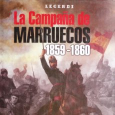 Libros: CESAR ALCALÁ / LA CAMPAÑA DE MARRUECOS 1859-1860 (REF:2255-X). Lote 28439299