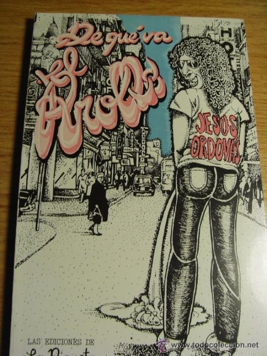 .DE QUÉ VA EL RROLLO- JESÚS ORDOVÁS -1977 (Libros sin clasificar)