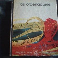 Libros: LOS ORDENADORES. Lote 29496679