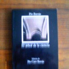 Libros: EL ARBOL DE LA CIENCIA .- PIO BAROJA . - CATEDRA.. Lote 29730729