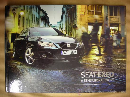 SEAT EXEO (Libros sin clasificar)