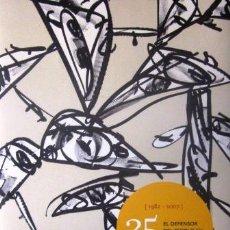 Libros: EL DEFENSOR DEL PUEBLO - 25 AÑOS - CON OBRA GRÁFICA DE CHILLIDA, CANOGAR, SAURA, TAPIES + DVD. Lote 31539844