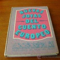 Libros: NUEVAS JOYAS DEL CUENTO EUROPEO (SELECCIONES READERS DIGEST 1969) - REFª (JC). Lote 32631429