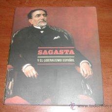 Libros: SAGASTA Y EL LIBERALISMO ESPAÑOL - REFª (JC). Lote 32736156