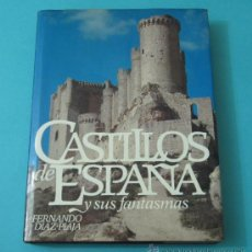 Libros: CASTILLOS DE ESPAÑA Y SUS FANTASMAS. FERNANDO DIAZ-PLAJA. EX-LIBRIS. EDICIÓN ESPECIAL. Lote 33255953
