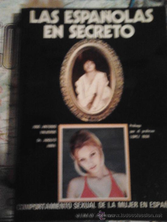 LAS ESPAÑOLAS EN SECRETO LIBRO (Libros sin clasificar)