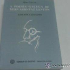 Libros: XOAQUIN LORENZO 1907-1989: UNHA FOTOBIOGRAFIA-XERAIS-2004 -1323 1.. Lote 56845329