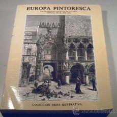 Libros: EUROPA PINTORESCA - 298 GRABADOS FACSIMILES DE LA OBRA EDITADA EN EL AÑO 1882-. Lote 33375755