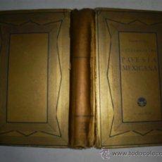 Libros: RM59277 ANTOLOGÍA DE POESÍA MEXICANA. AGUILAR - EDUARDO DE ORY. Lote 33989731