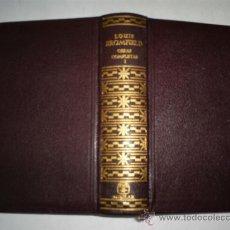 Libros: RM59287 OBRAS COMPLETAS. TOMO I.AGUILAR - LOUIS BROMFIELD. Lote 33989753