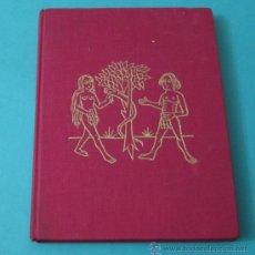 Libros: DICTIONNAIRE DES COUPLES CELEBRES. JEAN RIVERAIN. EN FRANCÉS. ILUSTRACIONES EN COLOR Y B/N. Lote 35601360