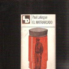 Libros - el matriarcado - 36122824