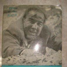 Libros: LIBRO DE CINE - RENE LUMANN - CINE, FE Y MORAL - BARCELONA - CINE CLUB MONTEROLS. Lote 36158566