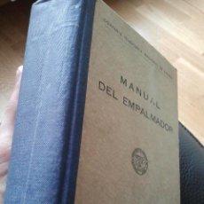 Libros: MANUAL DEL EMPALMADOR. COMPAÑIA TELEFONICA NACIONAL DE ESPAÑA. 1964. 660 PAGINAS. Lote 49986739