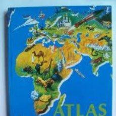 Libros: ATLAS MOLINO ILUSTRADO. Lote 36910380