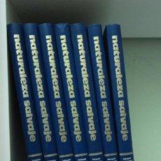 Libros: 7 TOMOS LOS PARQUES NACIONALES DEL MUNDO. NATURALEZA SALVAJE. EDIT. URBIÓN. Lote 36949830