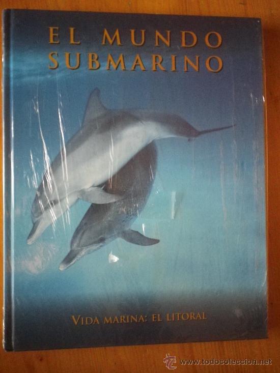 c737de7822 EL MUNDO SUBMARINO VIDA MARINA  EL LITORAL EDICIONES RUEDA (Libros sin  clasificar)