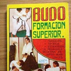 Libros: BUDO FORMACIÓN SUPERIOR EDITORIAL ALAS. Lote 37516598