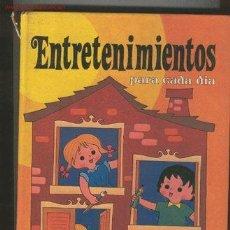 Libros: ENTRETENIMIENTOS PARA CADA DIA. Lote 37624853