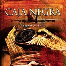 Libros: CAJA NEGRA DE FRANCSICO NARLA IMÁGICA EDICIONES, S.L . Lote 37880071