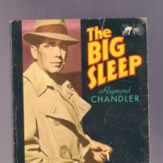 Libros: THE BIG SLEEP. RAYMOND CHANDLER. 76 PÁG.. Lote 38228751