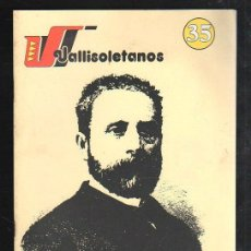 Libros: VALLISOLETANOS. Nº35. NUÑEZ DE ARCE. Lote 38354304