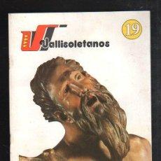 Libros: VALLISOLETANOS. Nº19. BERRUGUETE.. Lote 38354313