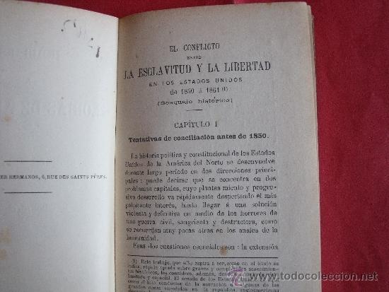 Libros: ENRIQUE PIÑEYRO.-HOMBRES Y GLORIAS DE AMERICA.-GARNIER HERMANOS.-PARIS.-AÑO 1903. - Foto 4 - 38371801