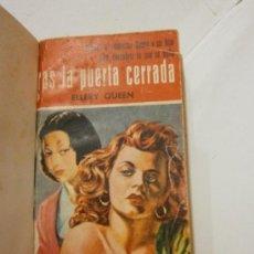 Libros: TRAS LA PUERTA CERRADA. ELLERY QUEEN. COLECCION EL BUHO. . Lote 39163591