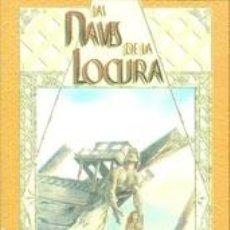 Libros: LAS NAVES DE LA LOCURA ROBIN HOBB TRADUCCIÓN DE RAÚL GARCÍA CAMPOS EDICION DE LA FACTORIA DE IDEAS. Lote 39382865