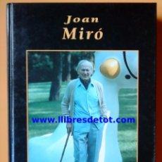 Libros: JOAN MIRÓ - MARGARITA WITT. Lote 34870889