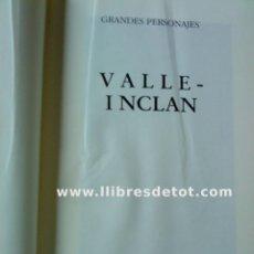 Libri di seconda mano: VALLE-INCLÁN - DIVERSOS AUTORES. Lote 34877325