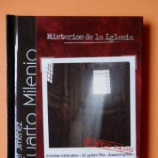 cuarto milenio. nuevos casos. misterios de la i - Comprar Libros sin ...