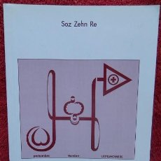 Libros: HOMBRES QUE VALEN - SOZ ZEHN RE. Lote 41396209