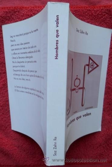 Libros: HOMBRES QUE VALEN - SOZ ZEHN RE - Foto 2 - 41396209